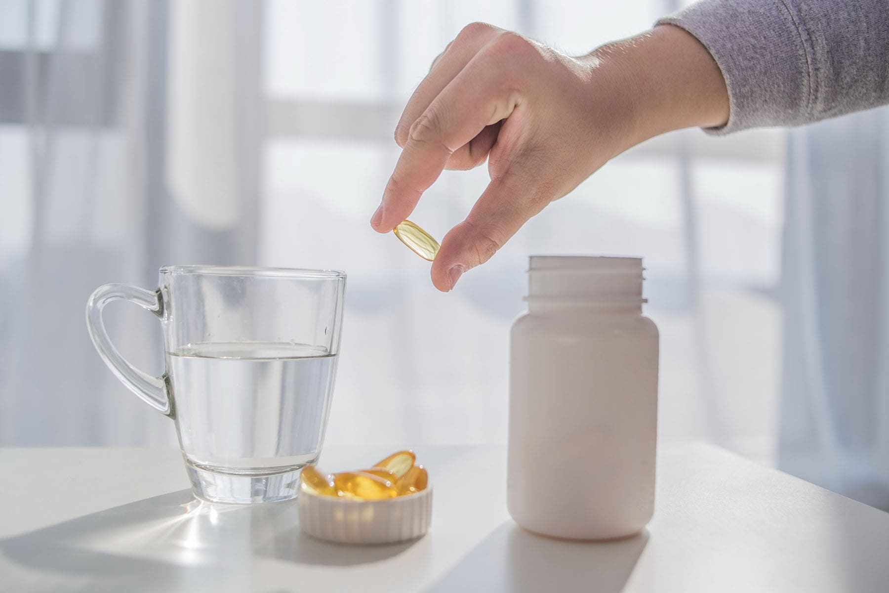 Should I try health supplements before embarking on fertility treatment?
